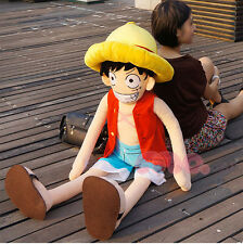 60in.150cm uge ð ONE PIECE Luffy monkey plush baby toys X'mas birthday gift