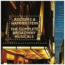 THE BROADWAY MUSICALS OF RODGERS & HAMMERSTEIN (NEW CD)