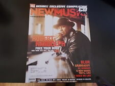 Blur, Grandaddy, Robert Randolph - CMJ New Music Magazine 2003