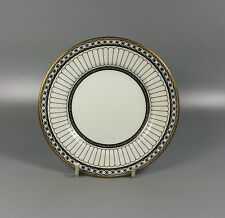 WEDGWOOD COLONNADE (BLACK) R4340 TEA / SIDE PLATE 15.3CM (PERFECT)