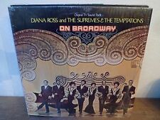 """LP 12"""" DIANA ROSS THE SUPREMES & THE TEMPTATION - M/EX - MOTOWN - HS 1668 - USA"""