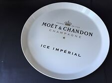 Moët Chandon Ice Imperial VASSOIO TRAY Floating bar CHAMPAGNE Decorazione NUOVO OVP
