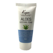 [KEPA] Aloes Soothing Foam 80ml - Deep Cleansing Foam Korea Cosmetics NEW