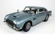 SUN STAR 1963 ASTON MARTIN DB5 BLUE DIECAST MODEL CAR 1:18 SS1003