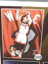 Dwayne Wade - Official Poster - 600mm x 900mm - brand new - in tube (#588)