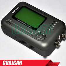 NEW SH-200HD Signal Digital SAT Finder Compteur HD DVB S2 USB2.0