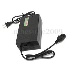 48V 14AH Lead Acid Battery Charger With US 2-pin Plug For Electric Bicycle Bike