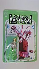NO TALENT BASTARDS STAR WARS BASTARD BOBA 1 OF A KIND CUSTOM FIGURE AND CARD 6