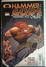 Hammer of the Gods Hammer Hits China #1 VF 1st Print Free UK P&P Image Comics