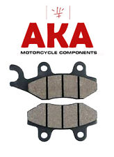 Front Brake Pads for: Honda XL125 V Varadero 2001 to 2011