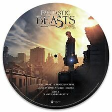 FANTASTIC BEASTS AND WHERE TO FIND THEM  (Picture disc LP Vinyl) sealed