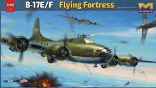 Hong Kong Models - 1/32 B-17E/F Flying Fortress - 01E05