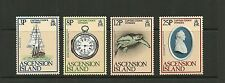 ASCENSION ISLAND -SG242-245-CAPTAIN COOK  -MNH