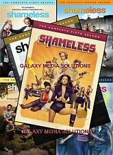 Shameless Season One-Six 1-6 DVD Bundle (15 Disc 2016) 1 2 3 4 5 6 Comedy Funny
