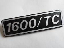 Fiat 131 1600 TC Abzeichen schriftzug symbol Plakette