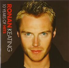 CD - Ronan Keating - 10 Years Of Hits - #A1436