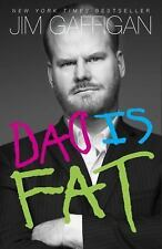 Dad Is Fat by Jim Gaffigan (2014, Paperback) (FREE 2DAY SHIP)