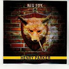 (EN321) Henry Parker, Red Fox - 2013 DJ CD