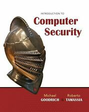Introduction to Computer Security by Roberto Tamassia and Michael Goodrich...