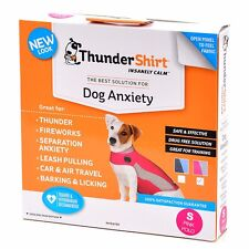 Thundershirt - Anxiety Coat for Dog, Pink Polo - Pink (Large)