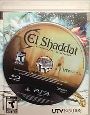 El Shaddai: Ascension of the Metatron (Sony PlayStation 3, 2011)