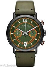 Marc By Marc Jacobs Mens Fergus Strap Watch MBM5067