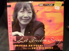 Toshiko Akiyoshi And The The SWR Big Band - Let Freedom Swing  -2CD-Box