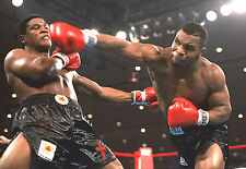 MIKE TYSON BOXING POSTER PRINT - A3 297X420MM + A FREE SURPRISE POSTER/UK SELLER