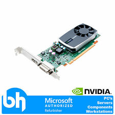 Nvidia Quadro 600 1GB GDDR3 PCI-e x16 2.0 DVI Display Port Full Height GFX
