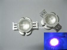 10W Ultra Voilet LED UV led with 60degree lens 390-405nm 10-12V 1000mA