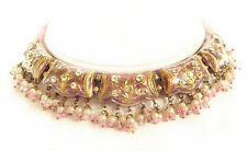 Pink Lakh Necklace. India's Tradition for Today's Fashions