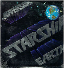 JEFFERSON STARSHIP - Earth - Original 1978 USA 9-track Grunt Records vinyl LP