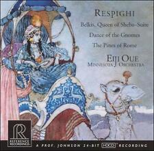 NEW Respighi: Belkis, Queen of Sheba; Dance of the Gnomes; The Pines of Rome CD
