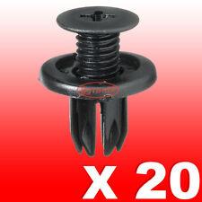ROVER 25 45 75 MG ZS MGF 200 400 Paraurti in Plastica Clip Rivetto scrivet-dyq100230