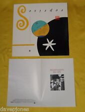 "BRYAN FERRY Kiss & Tell 1987 Reprise Promo 12"" + BONUS ""Bright Lights"" Press Kit"