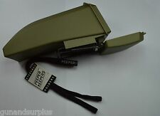USGI US Military Gentex Sunglass Case with Alice Clips