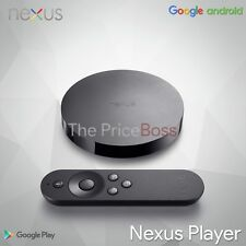 Google - Nexus Player Streaming Media Console TV500I - Black New