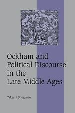 Cambridge Studies in Medieval Life and Thought Fourth Ser.: Ockham and...