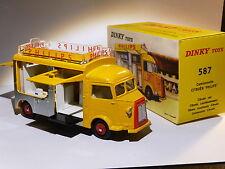 Camionnette / Van Citroën HY Philips - ref 587 de dinky toys atlas