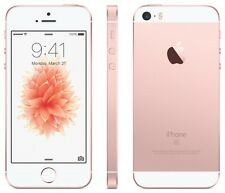 Apple iPhone SE 16GB Rose Gold Factory Unlocked SIM FREE Good   Smartphone