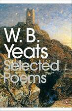 Selected Poems Book  W. B. Yeats