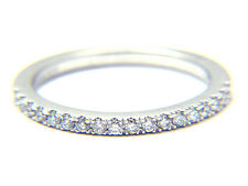 Vera Wang Collection 1/4ctw Diamond 14k White Gold Wedding Ladies Ring Band