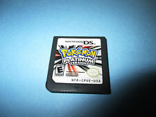 Pokemon Platinum Authentic (Nintendo DS) Lite DSi XL 3DS 2DS Game