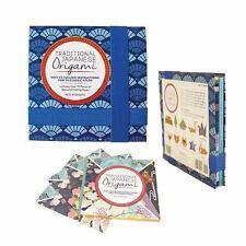 Traditional Japanese Origami Kit : Learn to Make 10 Traditional Projects (2015)