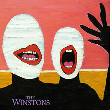 THE WINSTONS The Winstons CD  italian prog
