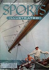 Sports Illustrated September 6 1954