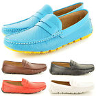 New Mens Soft & Comfy Casual Penny Loafers Moccasins Slip on Shoes UK Sizes 6-11