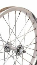 Sta-Tru 16 x 1.75 inch Front Steel Bicycle Wheel Chrome