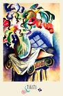 Yuriko Takata Stillleben mit Blumen Poster Kunstdruck Bild 89x59cm - Portofrei