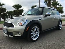 Mini : Clubman 3dr COUPE S DOOR TURBO 6SPD MANUAL NAVIGATION GPS